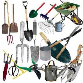 6. Инструменты садовые, строительные.