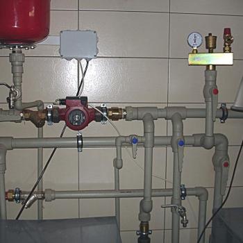 3. Схемы отопления